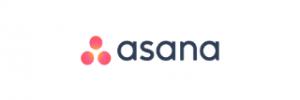 logo programu Asana